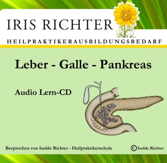 Lern CD Leber / Galle / Pankreas / (Download/CD) Als CD ...
